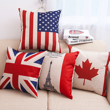 Stile Moderno Stati Uniti Regno Unito Canada Bandiera Nazionale ...