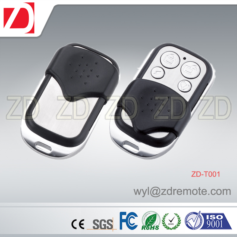 433MHZ/315MHZ face to face /universal rolling code remote control switch/remote control duplicator