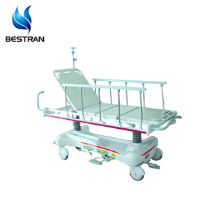 BT-TR017 Medical Appliances Low Price operation room stretcher Trolley Hydraulic Patient Transfer Cart