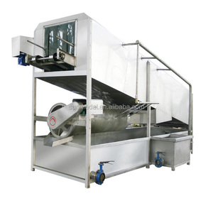 Poultry Processing Chicken Cage Cleaning Machine