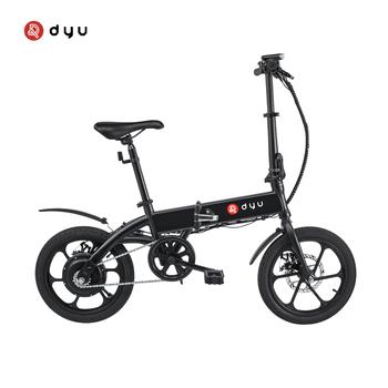 "bb272f173e2 DYU A1F 16"" lightweight folding bike for sale china bicycle brand"