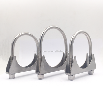 Factory U Bolt Exhaust Clamp With M10 Nut - Buy Exhaust Clamp,U Exhaust  Clamp,U Bolt Clamp Product on Alibaba com