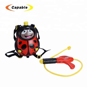 fashion popular kids pumping backpack toy water gun for wholesale