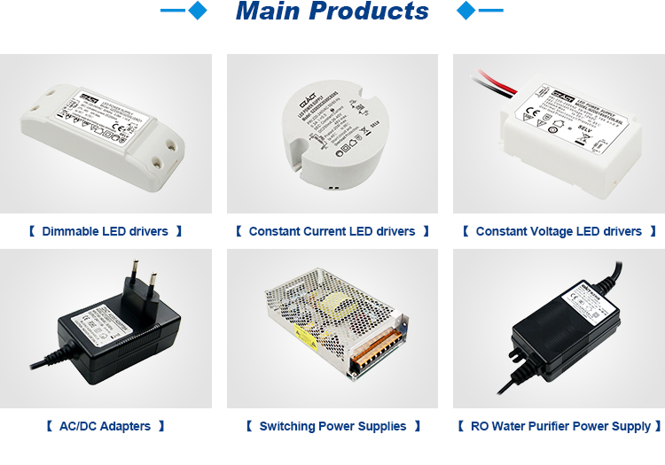 0-10 V Power Supply 50 W 700-1500mA Triac Dimmable Led Driver