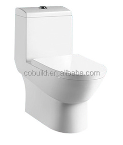 CB-9506 Modern Bathroom One Piece Toilet Bowl, Ceramic Toilet Bowl dual flush toilet plumbing materials