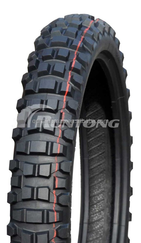 wholesale off road motorcycle tyre size 90/100-14 tubeless and TT