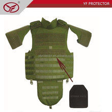 Camouflage used bulletproof military vest price