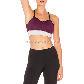 df6d43b18 Christmas fashionable style women s sports bra strong support yoga bra  latest fashion sexy bra with cross