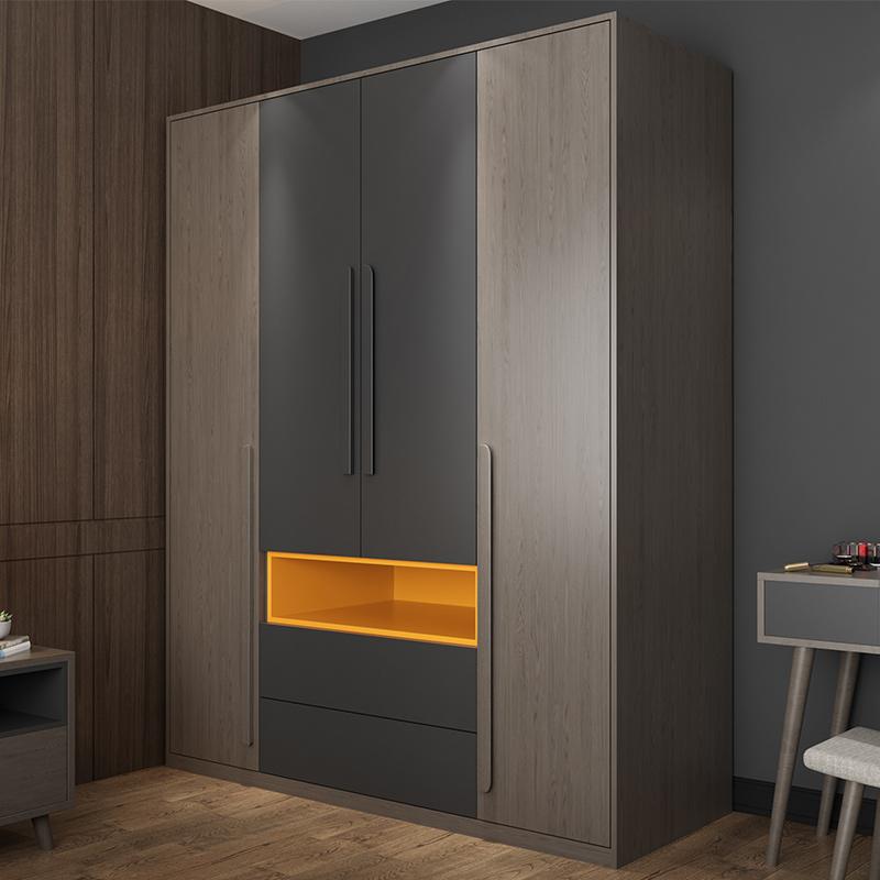 Super Classic Design Discount Price Bedroom Wardrobe