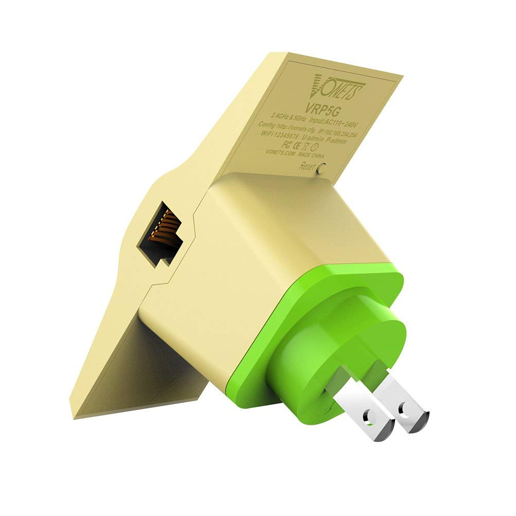 Cheap 5 8 Ghz Repeater Find Deals On Line At 24 Field Strength Meter Circuit With Optional Amplifier Get Quotations Ledmomo Vrp5g 24ghz 5ghz Dual Band Wifi Range Extender Bridge Booster Signal