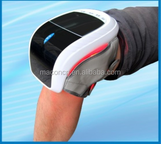 Free Shipping CE and FDA Knee Pain Massage Raycome Knee Care Laser <strong>Massager</strong> for knee joint