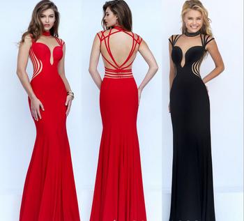 Long Maxi Prom Dresses