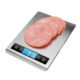 Direct Factory Newest 5kg Stainless Steel Digital Slim Food Balance Kitchen Scale