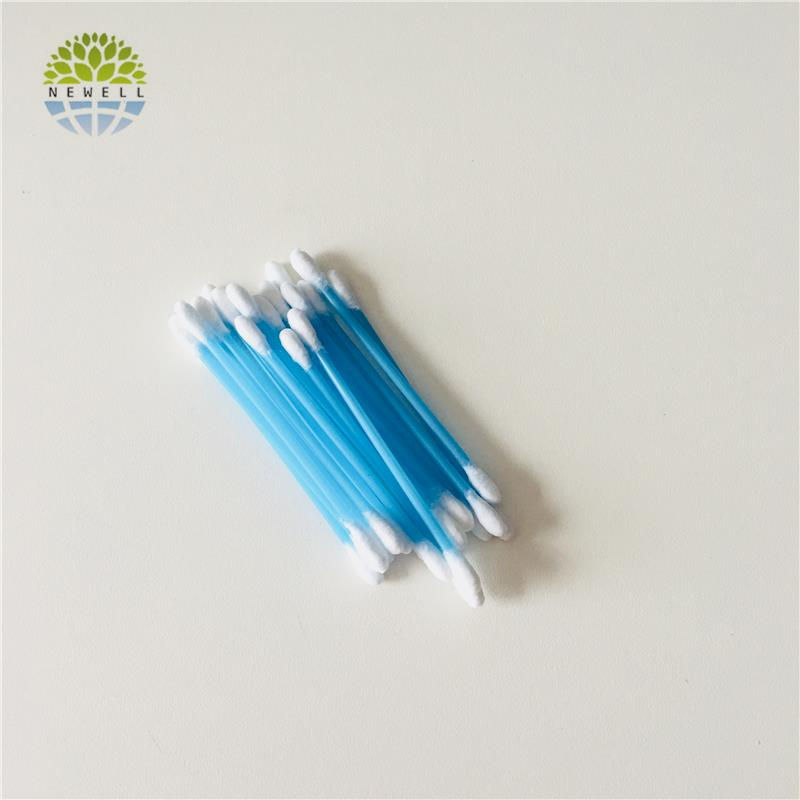 Custom printed soft useful cotton swabs by automatic swab machine