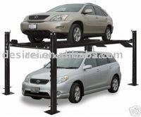 4 post auto lift hydraulic lift car hoist DFP608