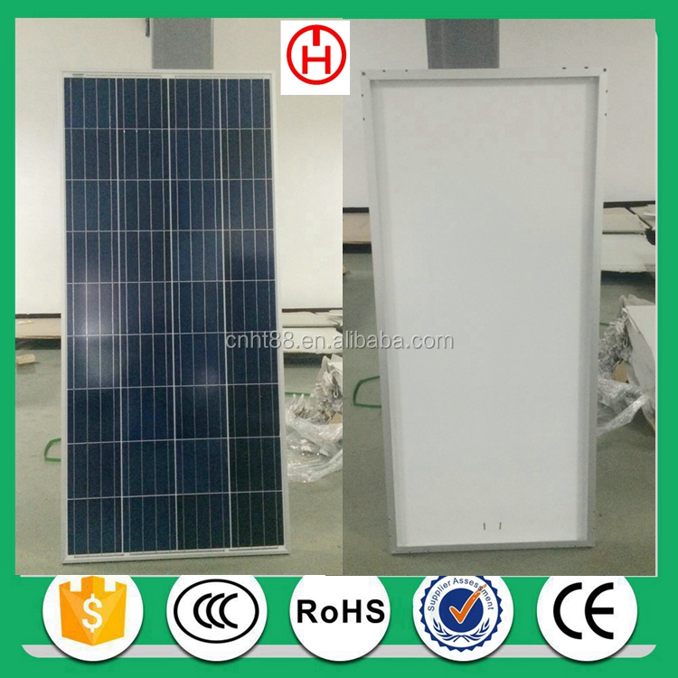high quality 150w poly solar panel sale