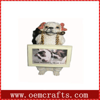 Cute dog hanging wholesale best friend photo frame