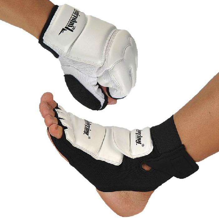 New Taekwondo Forearm Guard Karate MMA Martial Arts Arm Protector Sparring Gear