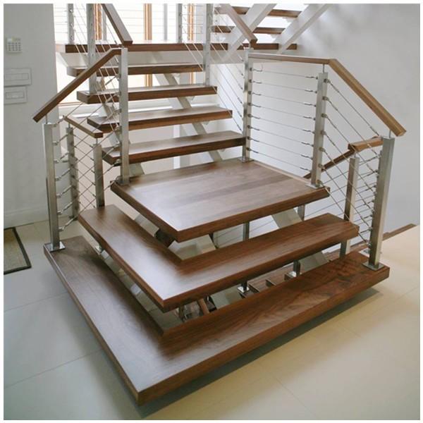 la chine en acier inoxydable rampes d 39 escalier conception c ble syst me de garde corps fil. Black Bedroom Furniture Sets. Home Design Ideas
