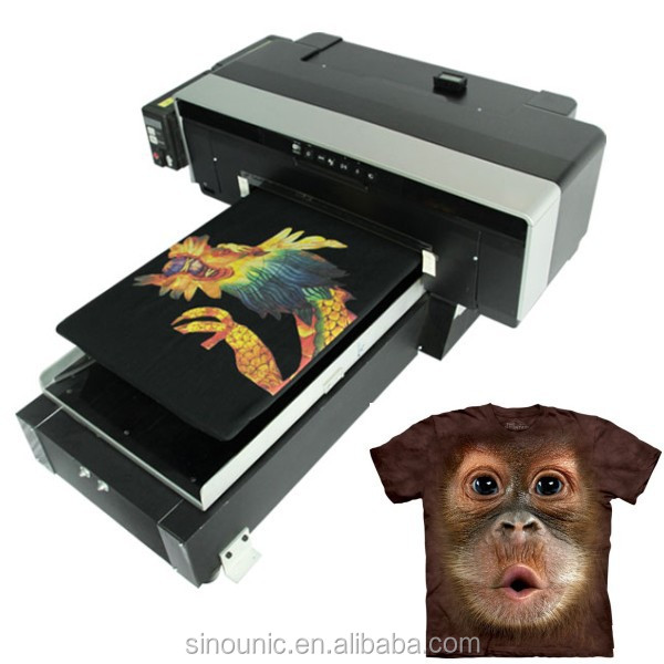 High Quality 3D T-shirt Printing Machine 3D T Shirt Printing Machine