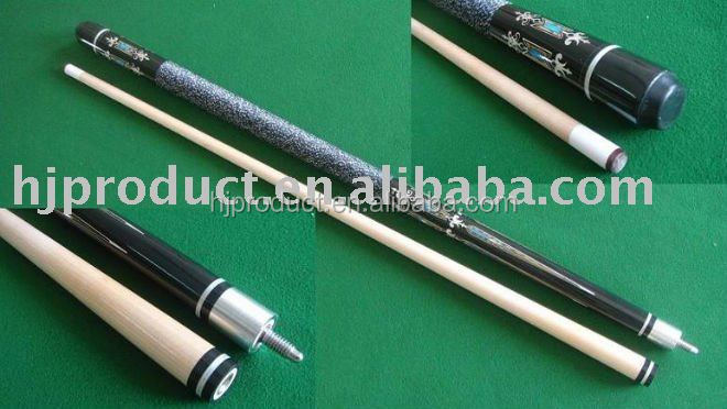 product gs  fantastic twp pc maple pool cue for billiard table inch snooker sticks