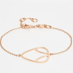 Yiwu Aceon stainless steel rose gold plated friendshipg jewelry imitation china jewelry female bracelet