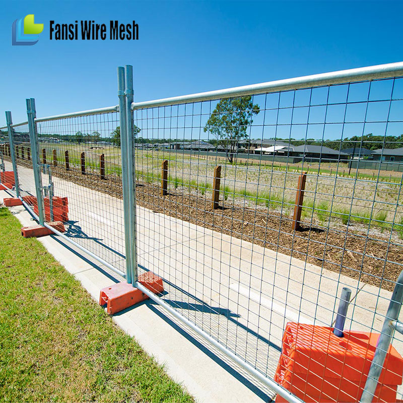 Australia standard removable fence/ security temporary fence