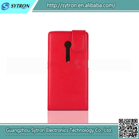 High Quality Wholesale For Sony Lt28I Xperia Ion Leather Flip Case