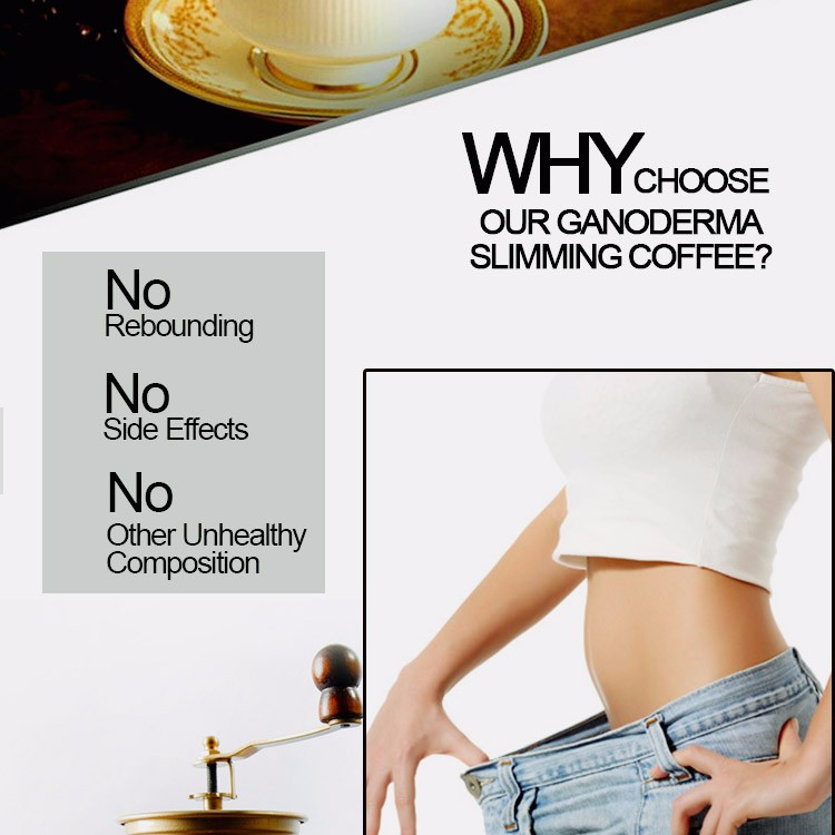 Sugar Free No Known Side Effect Ganocafe Classic Coffee