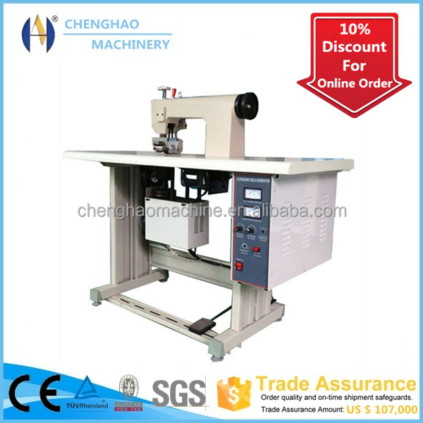 CHENGHAO Brand ultrasonic lace machine for bra