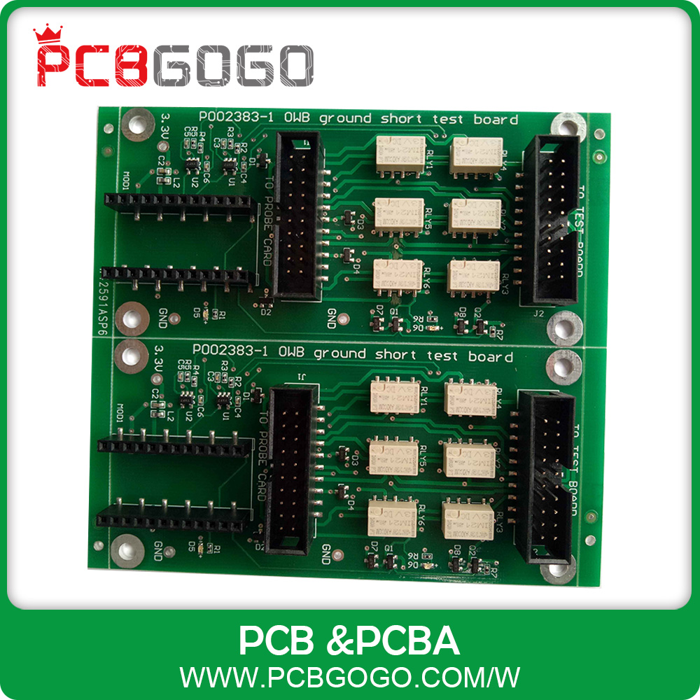 China Pcb Assembly Processing Board Quotecircuit Assemblypcba Processoem Manufacturers And Suppliers On