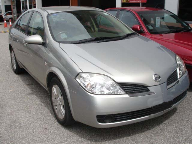 2004 Nissan Primera Glx Tp12065600 Used Car From An 41741 Cars Product On Alibaba