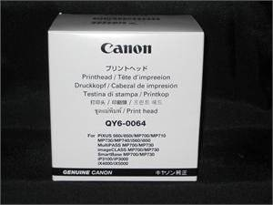 Canon Printhead QY6-0064 for i560, iP3000, i850, MP700, MP730 Printers