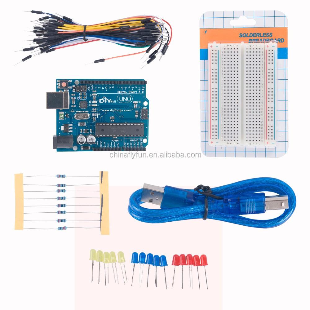 diymall beginner learning kit for arduino uno r3 buy uno r3 kit