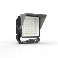 CE Rohs ip67 stadium light 1000w 500w smd outdoor badminton court led flood light led sport stadium floodlight