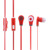 New Bling In-ear Earphone Stereo Headphones Earphone for Smart Phone