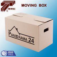 Heavy Duty Custom corrugaterd paper box house office moving boxes