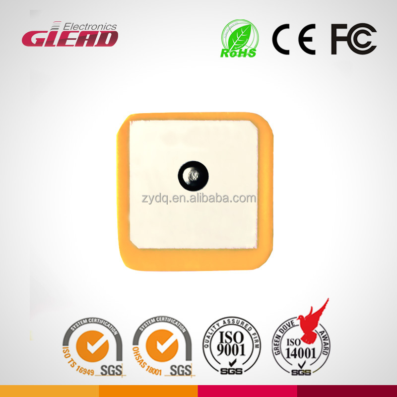 HOT SALE (25*25*4mm)UHF RFID <strong>Antenna</strong>/Patch antennaradio frequency identification