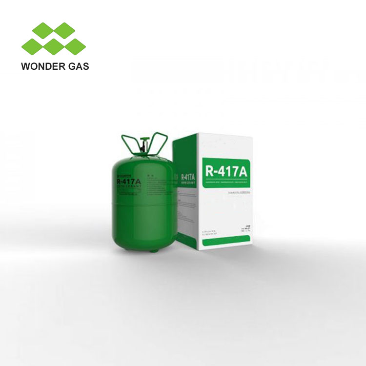 Factory Price 99.98% Refrigerant Gas R417a For Sale