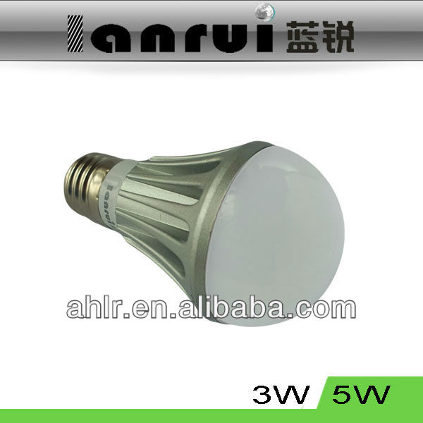 SMD 3014 led light bulbs 5w for decoration in Shop, kitchen bedroom