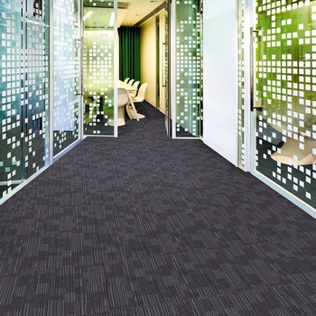 Carpet Tiles with PVC Backing