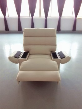 Small Recliner Sofa Designs Of Single Seater Pu Leather
