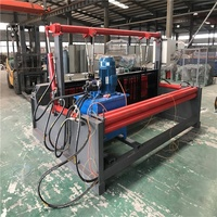 Direct Factory Crimped Wire Mesh Power Loom Machine