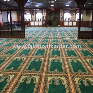 2018 Hot Sales Mosque Prayer Rug Carpet