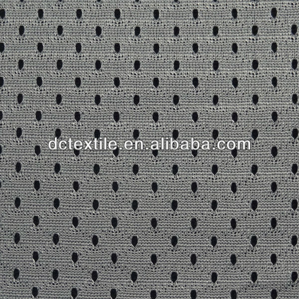 FDY fishnet mesh fabric