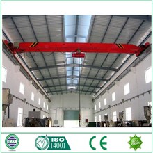 China supplier Overhead crane price 5 ton,single girder overhead crane for sale