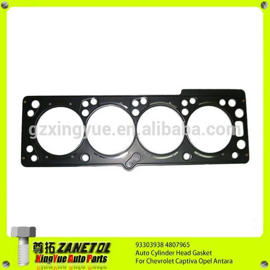 93303938 4807965 Auto Cylinder Head Gasket For Chevrolet Captiva Opel Antara