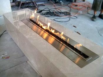 English Style Fireplace Latest Intelligent Ethanol