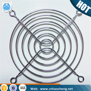 Metal Grill Fan 80mm Guard / Metal Fan Cover