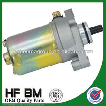 Zongshen motorcycle starter motor CY80,Top quality ,factory sell !